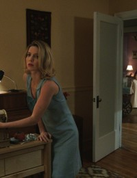 The set possibly being haunted is scarier than the movie. Image from AnnabelleMovie.com