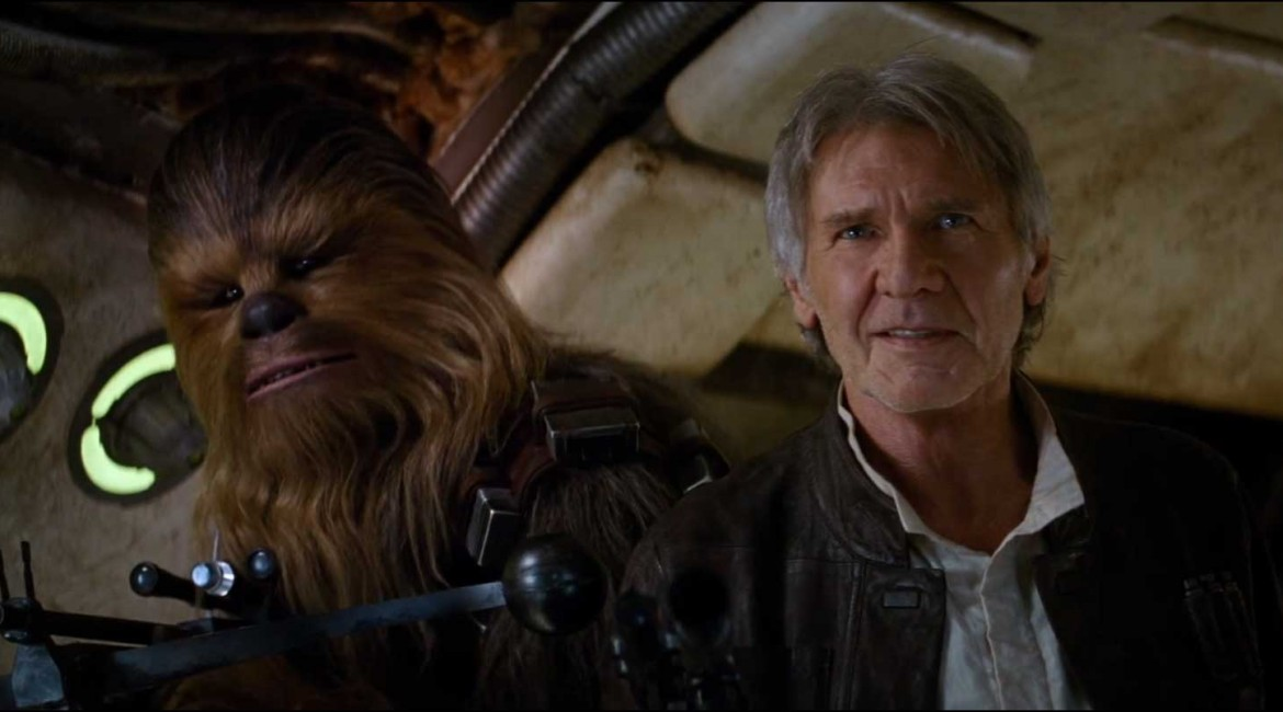 Chewie. We're home.